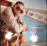 SALE ITEM - Frankie Paul - FP The Greatest (Fashion) LP